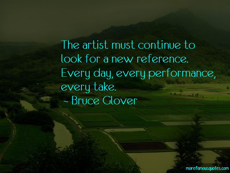 Bruce Glover Quotes