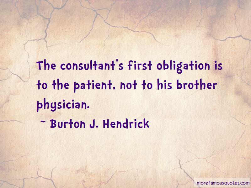 Burton J. Hendrick Quotes Pictures 2