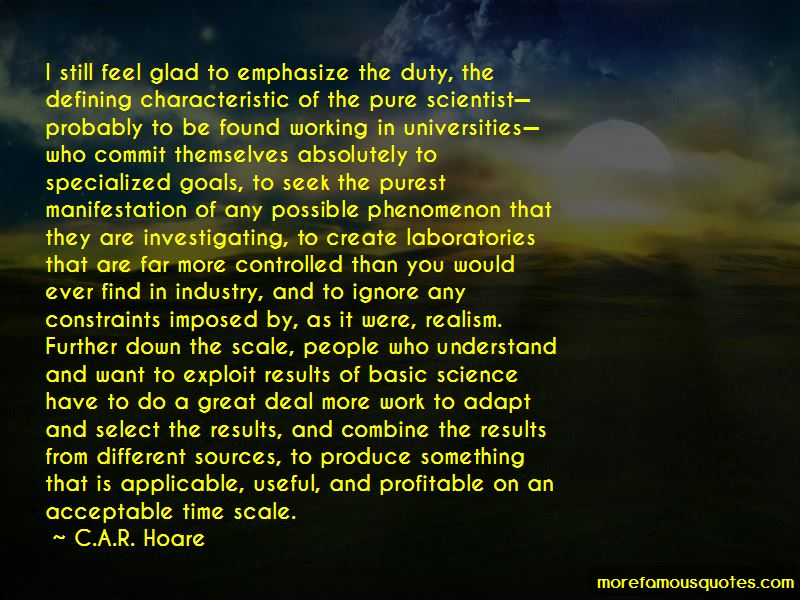 C.A.R. Hoare Quotes Pictures 4