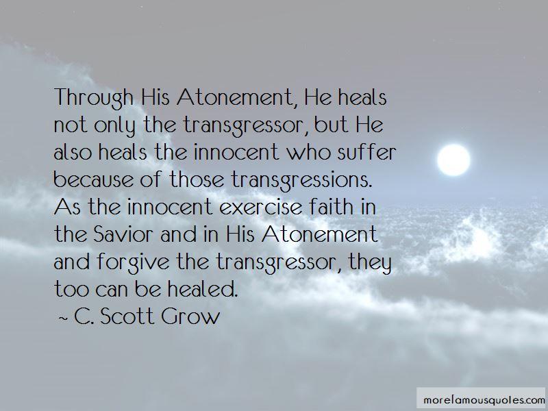 C. Scott Grow Quotes Pictures 3