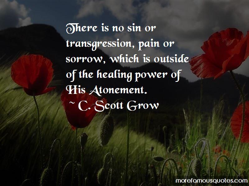 C. Scott Grow Quotes