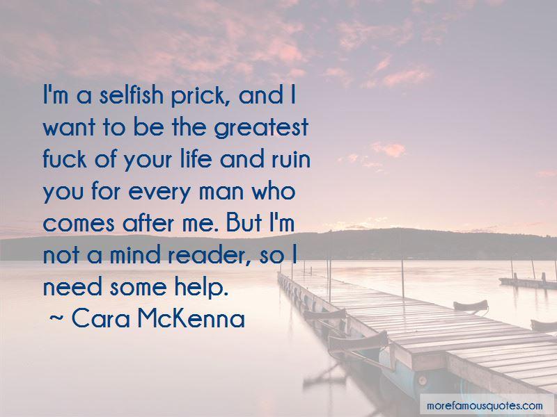 Cara McKenna Quotes Pictures 3