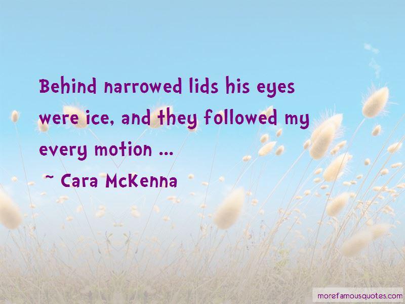 Cara McKenna Quotes Pictures 4