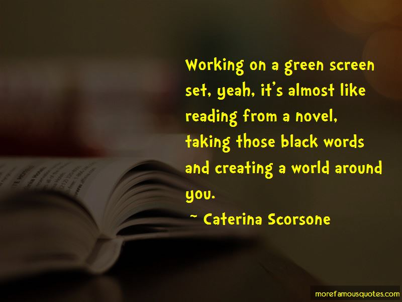 Caterina Scorsone Quotes Pictures 4