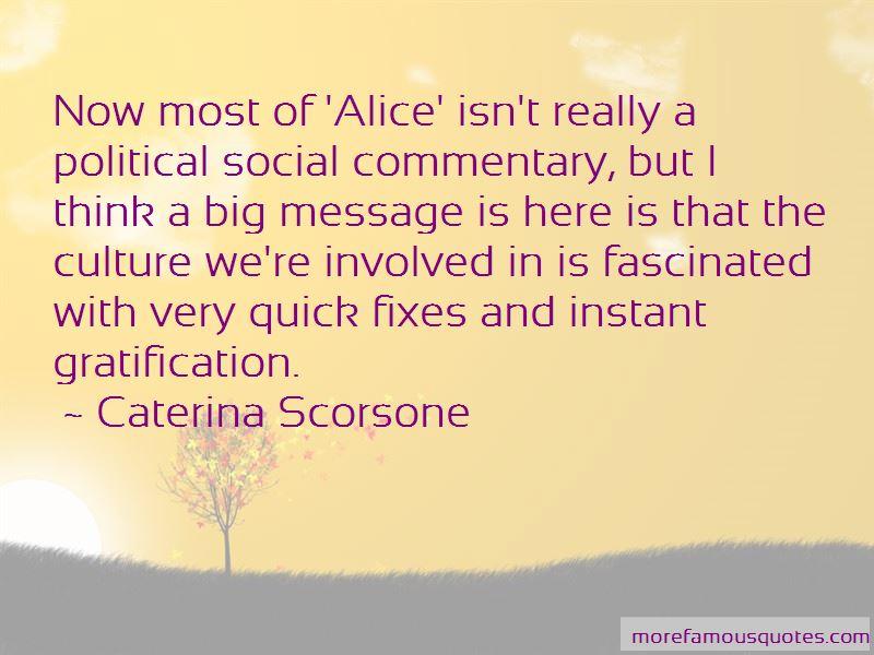 Caterina Scorsone Quotes