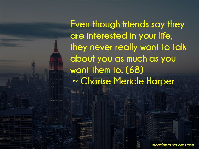 Charise Mericle Harper Quotes