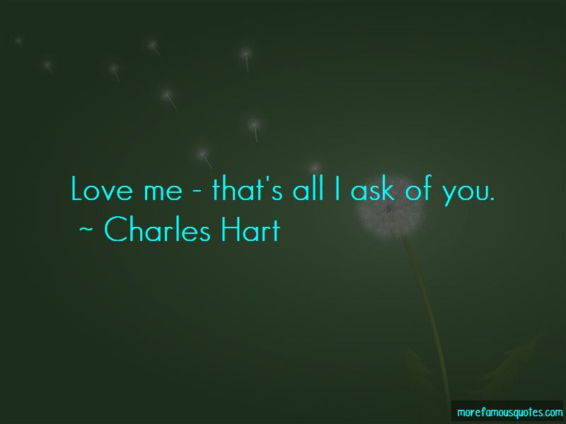Charles Hart Quotes Pictures 2