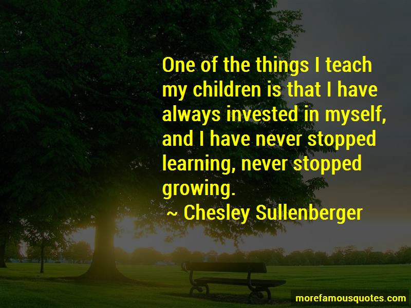Chesley Sullenberger Quotes Pictures 3