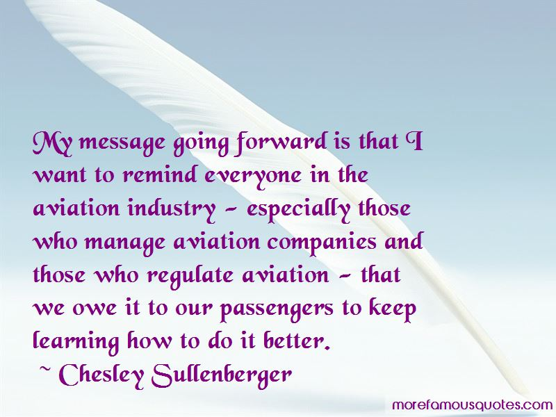 Chesley Sullenberger Quotes Pictures 4