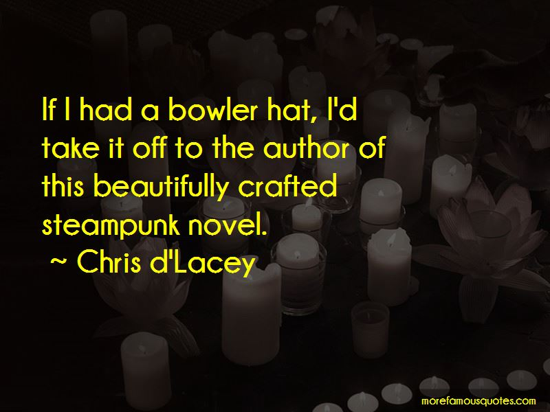 Chris D'Lacey Quotes Pictures 4