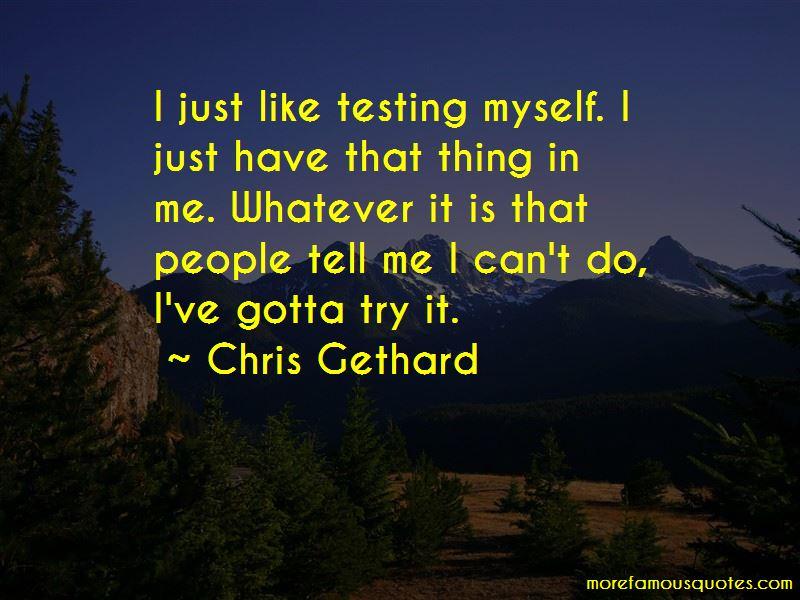 Chris Gethard Quotes