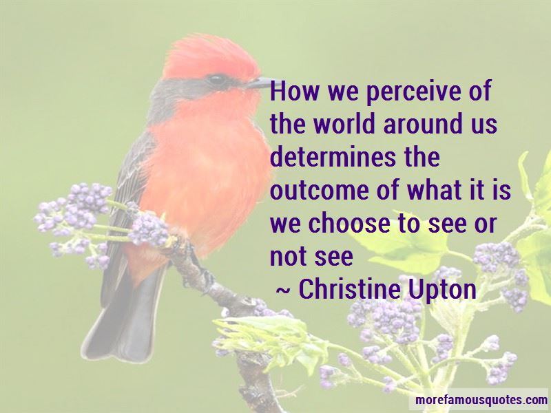 Christine Upton Quotes Pictures 2
