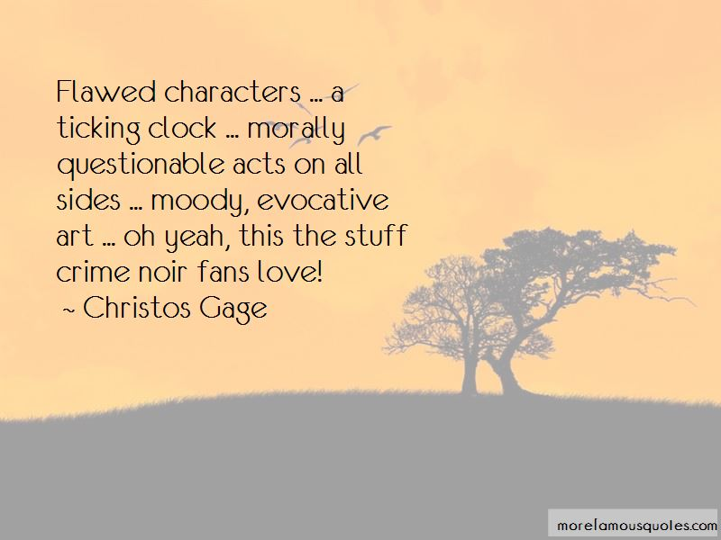 Christos Gage Quotes Pictures 2