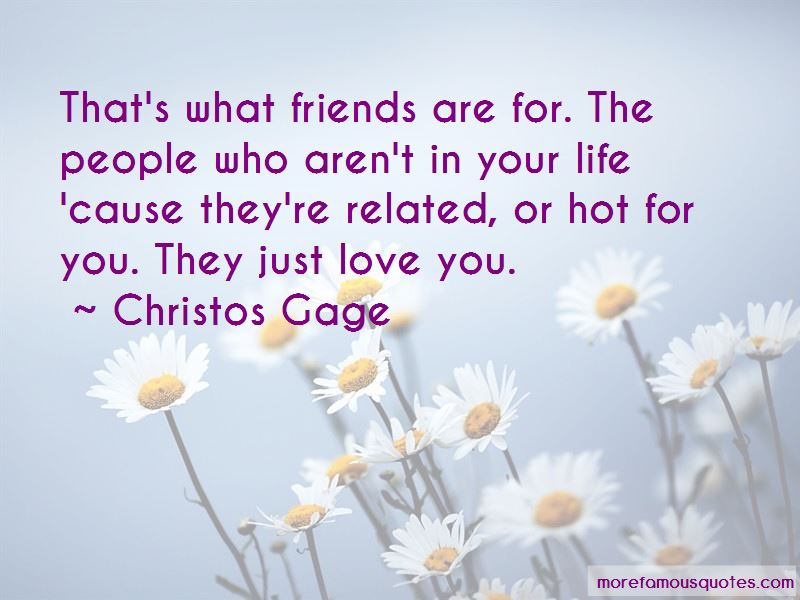 Christos Gage Quotes