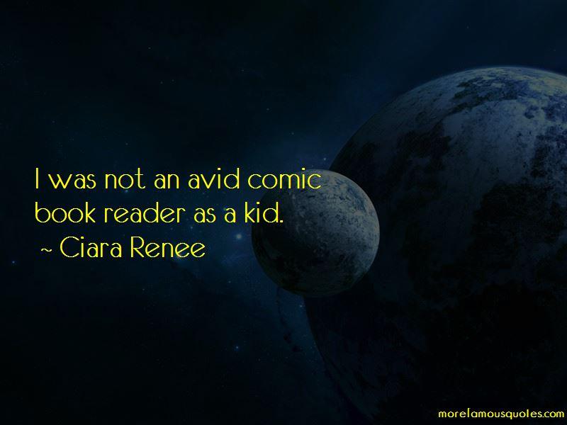 Ciara Renee Quotes Pictures 2