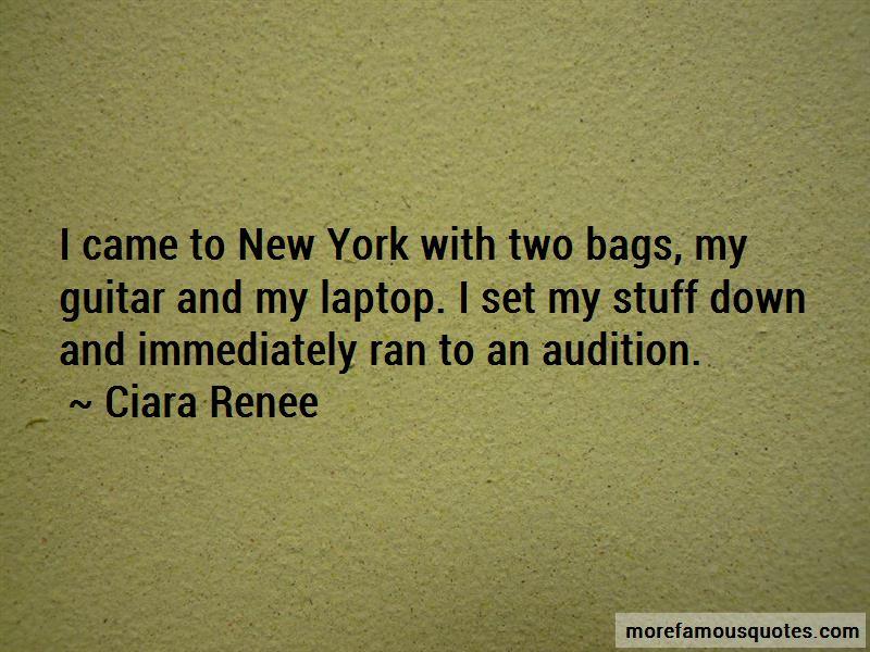 Ciara Renee Quotes Pictures 3