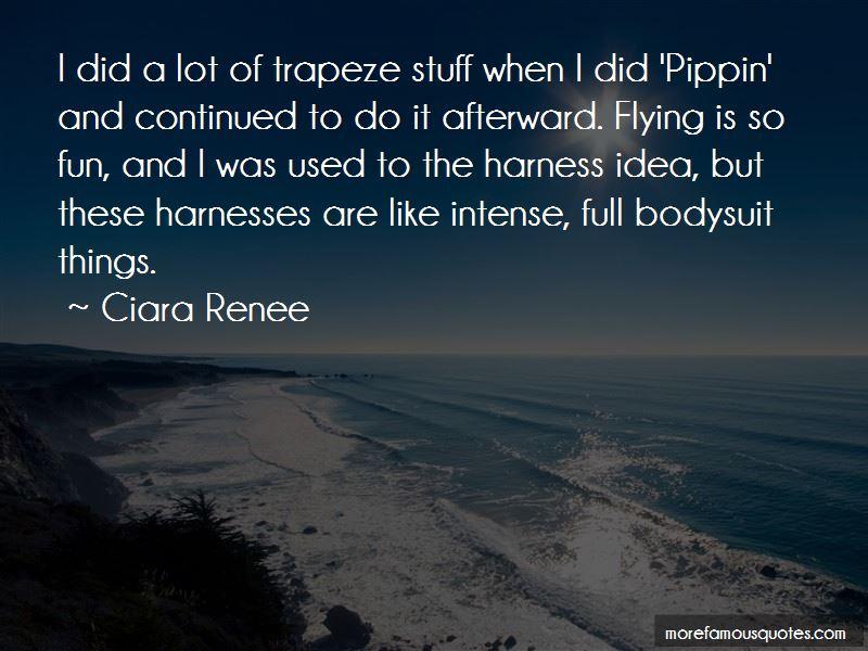 Ciara Renee Quotes