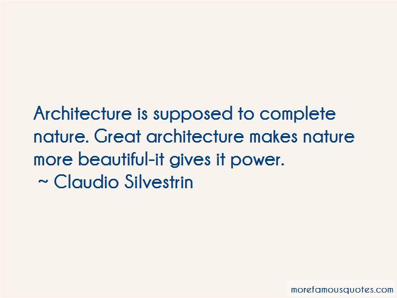 Claudio Silvestrin Quotes