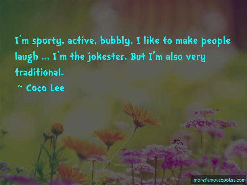 Coco Lee Quotes Pictures 2