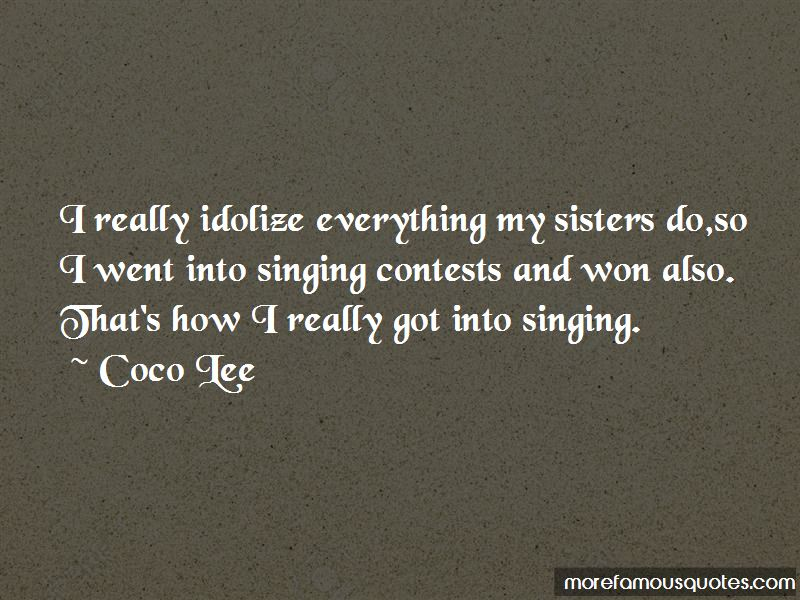 Coco Lee Quotes Pictures 4