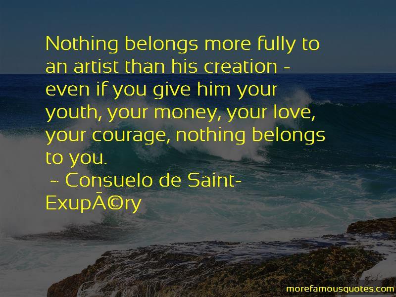 Consuelo De Saint-Exupery Quotes