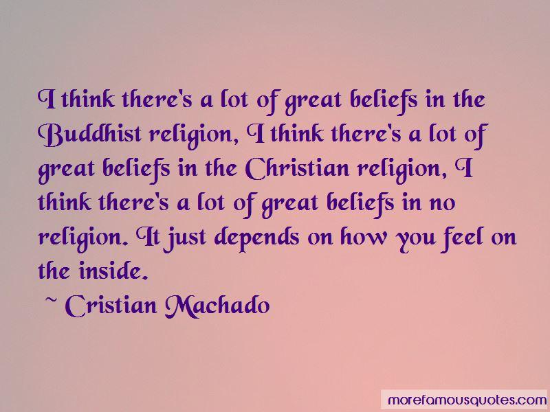 Cristian Machado Quotes Pictures 3