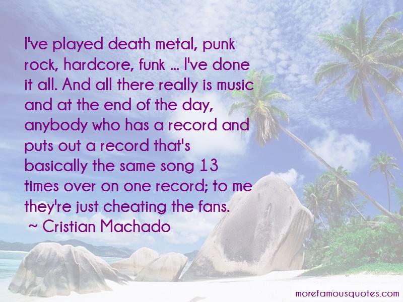 Cristian Machado Quotes Pictures 4