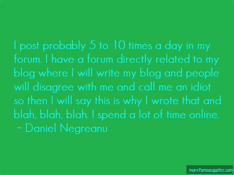 Daniel Negreanu Quotes