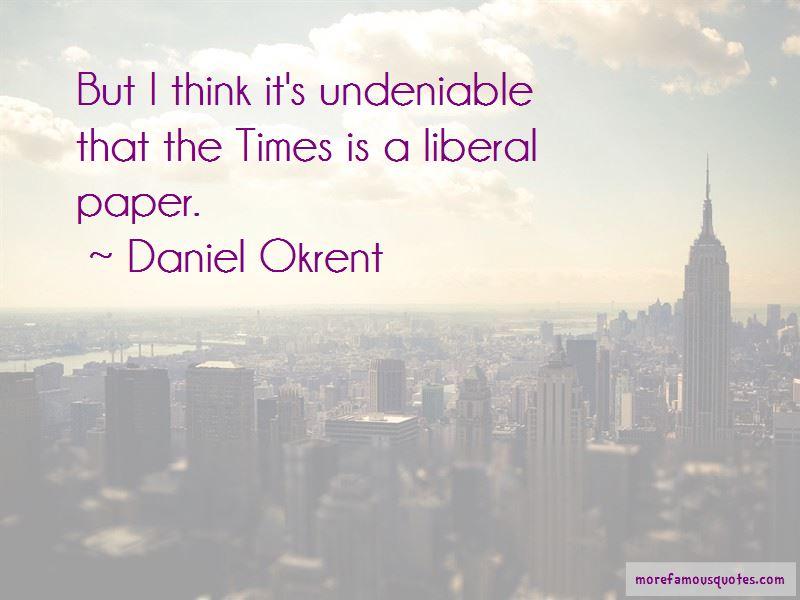Daniel Okrent Quotes Pictures 2