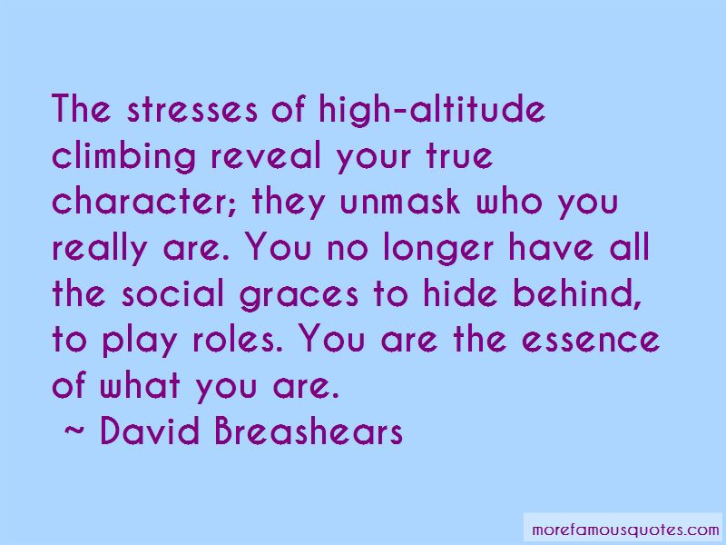 David Breashears Quotes Pictures 2