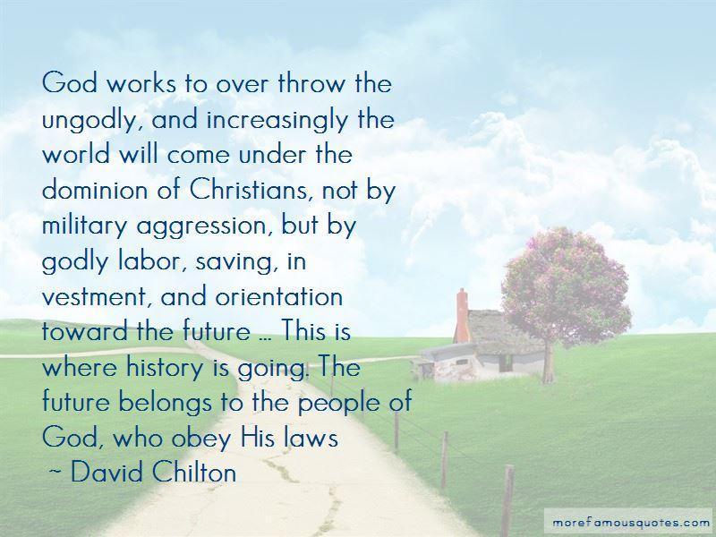 David Chilton Quotes Pictures 2