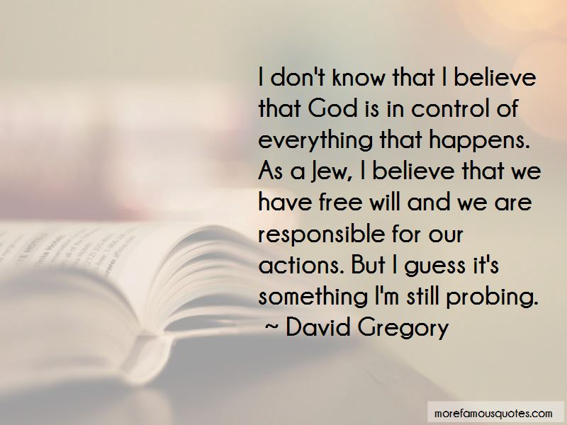 David Gregory Quotes Pictures 2