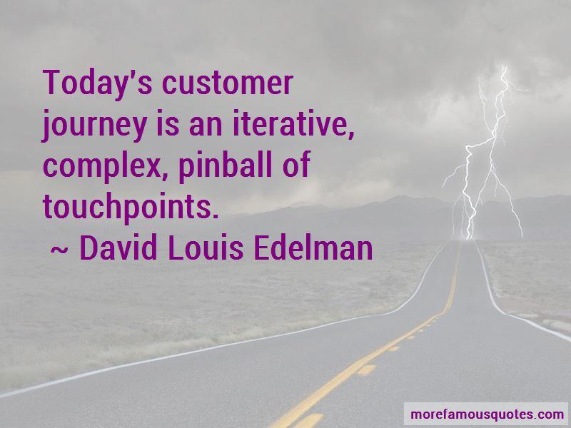 David Louis Edelman Quotes