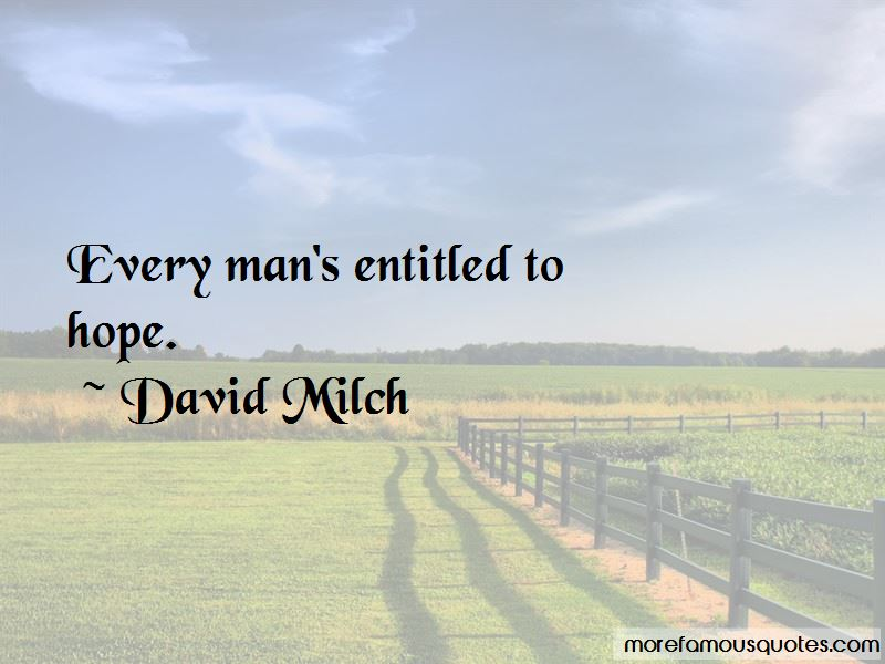 David Milch Quotes Pictures 2