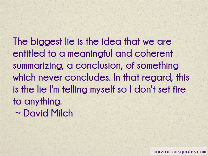 David Milch Quotes Pictures 3