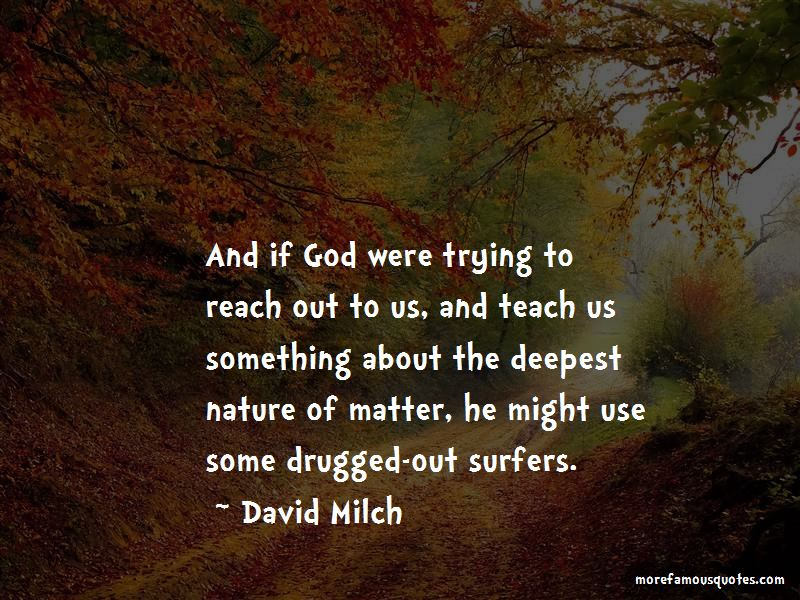 David Milch Quotes Pictures 4