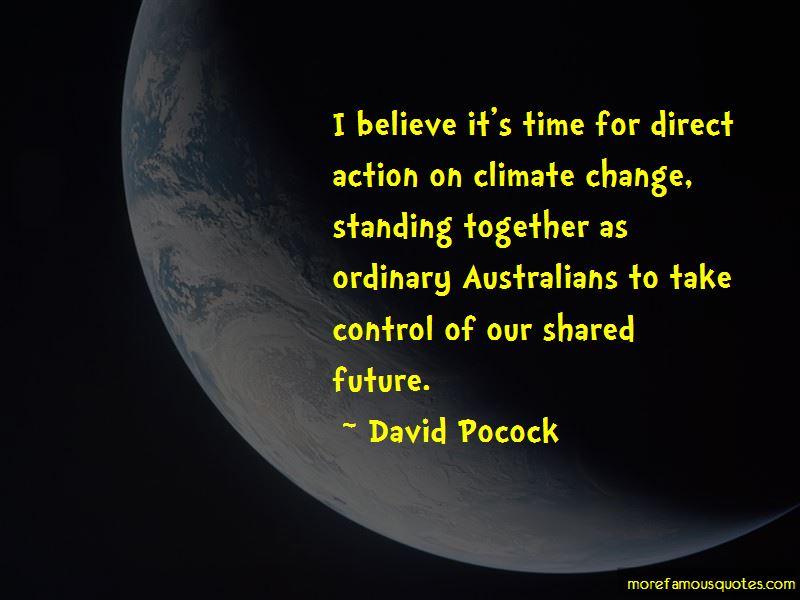 David Pocock Quotes