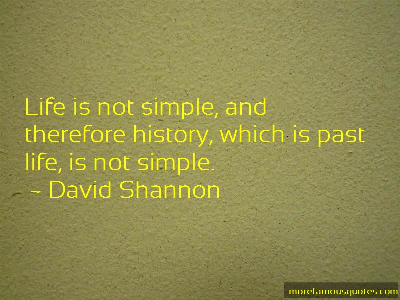 David Shannon Quotes Pictures 2
