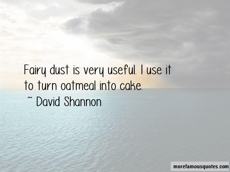 David Shannon Quotes