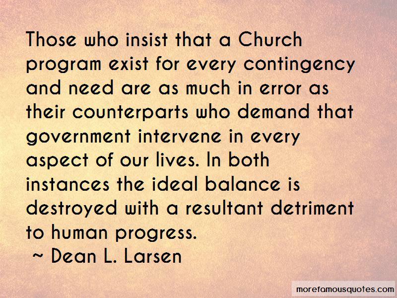 Dean L. Larsen Quotes Pictures 2