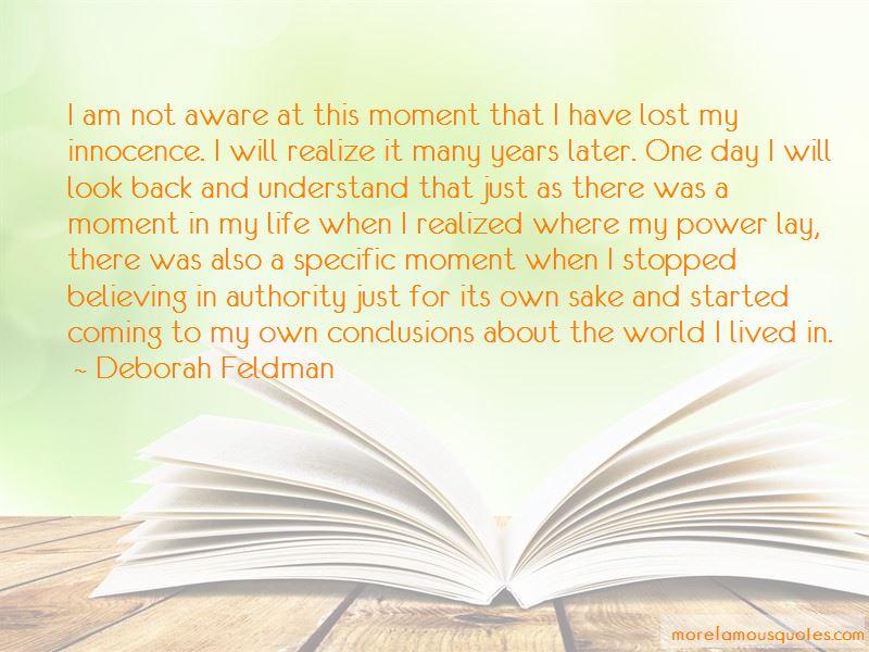 Deborah Feldman Quotes