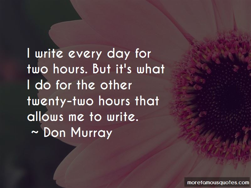Don Murray Quotes Pictures 4