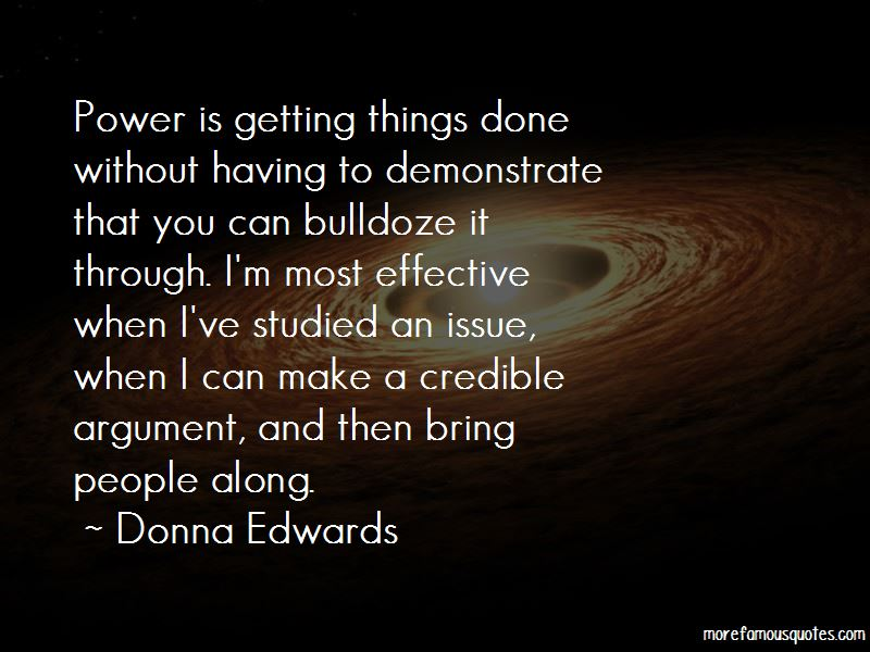 Donna Edwards Quotes Pictures 3