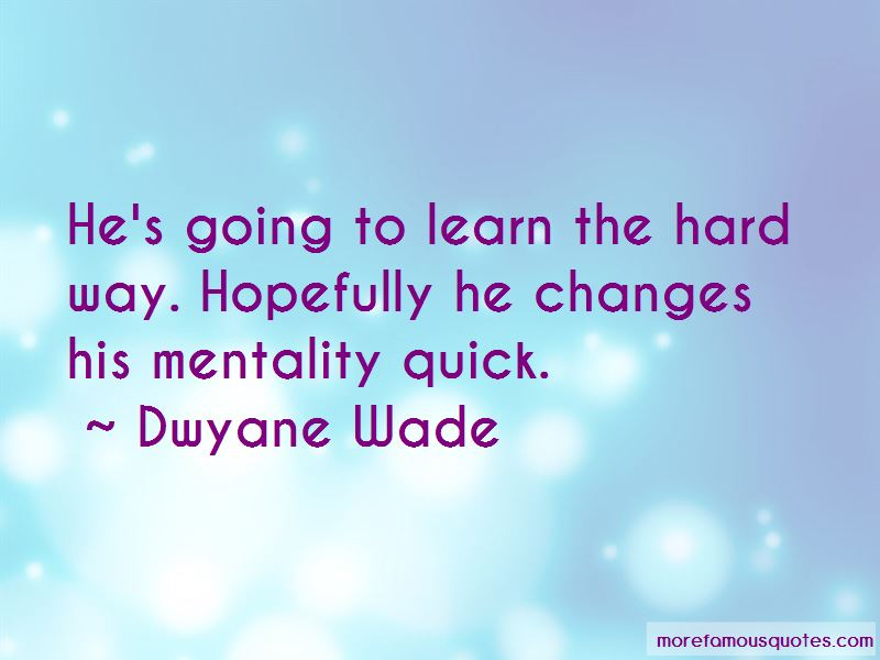 Dwyane Wade Quotes Pictures 2