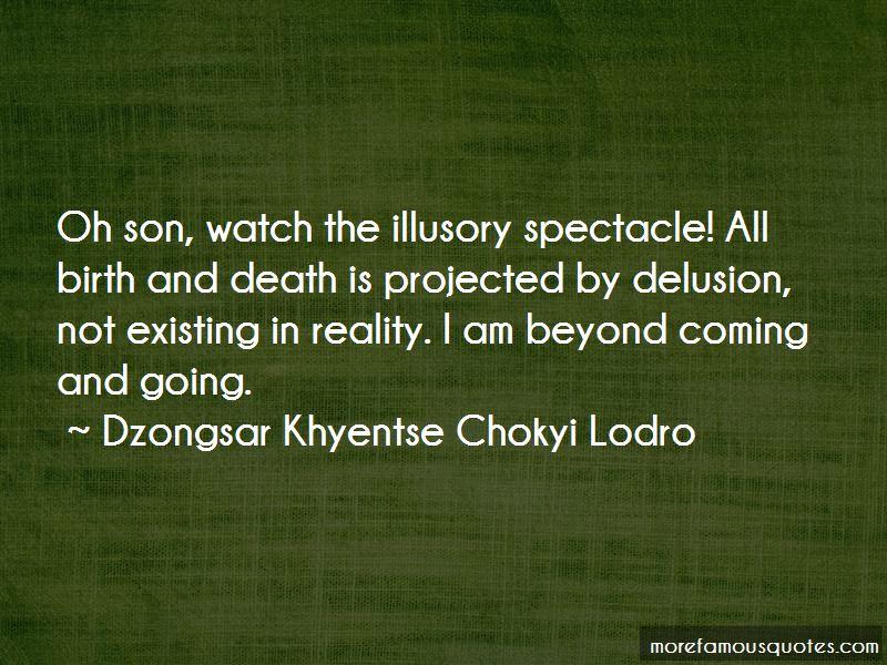 Dzongsar Khyentse Chokyi Lodro Quotes