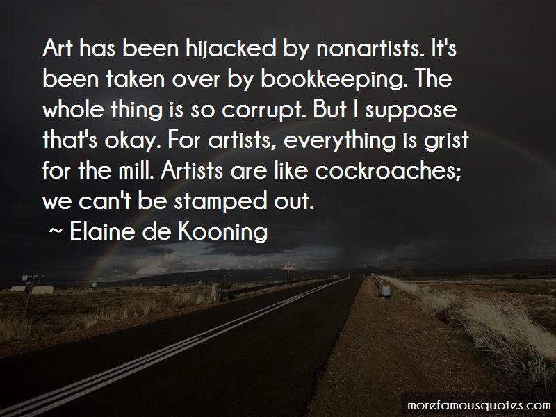 Elaine De Kooning Quotes Pictures 3