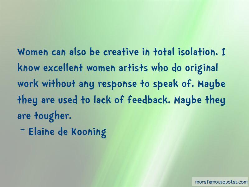 Elaine De Kooning Quotes Pictures 4