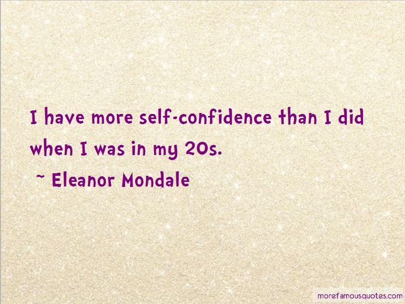 Eleanor Mondale Quotes