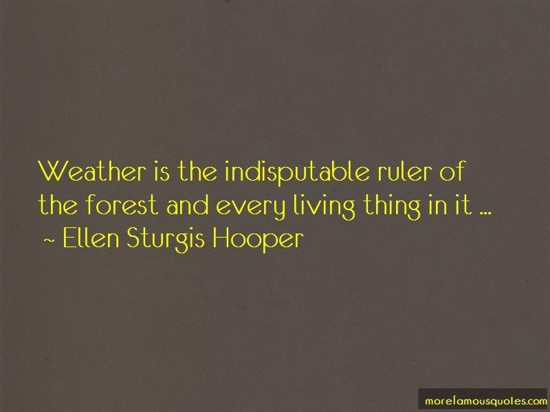 Ellen Sturgis Hooper Quotes Pictures 3