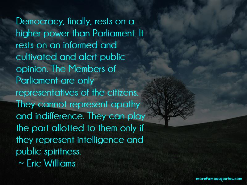 Eric Williams Quotes Pictures 4